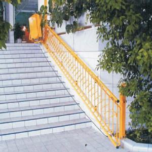Šikmé schodišťové plošiny
