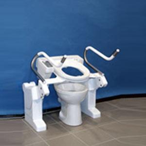 Toaletní zvedáky s bidetem