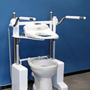 Vertikální toaletní zvedáky