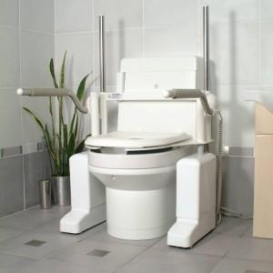 Toaletní zvedáky